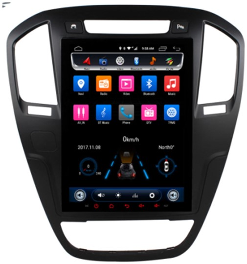 Đầu Ownice android C600 cho xe Buick Regal 2009 2010 2011 2012 2013