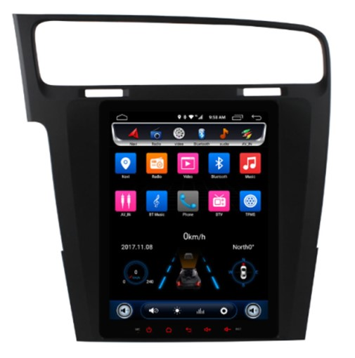 Đầu Ownice android C600 cho xe Volkswagen Golf 7 2013 2014 2015, Golf R 2015 2016, Golf GTE 2015
