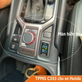 Cảm biến áp suất lốp xe Honda C393 cho xe Subaru