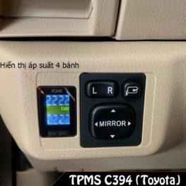 Cảm biến áp suất lốp xe ToyotaC394 cho xe Vios