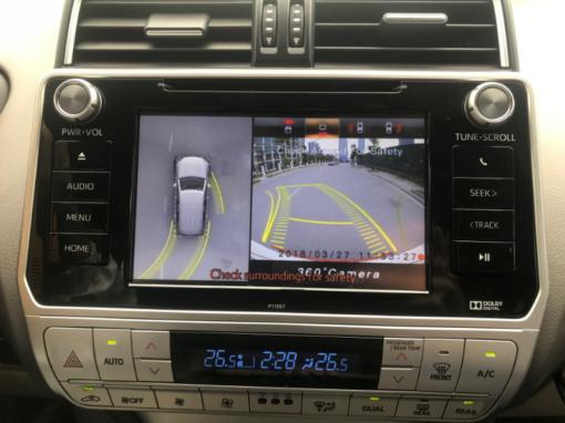 Camera 360 độ ô tô Owin