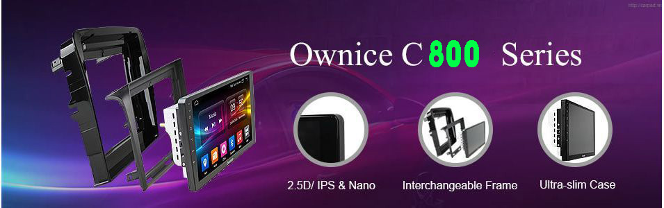 Đầu android DSP Ownice C800