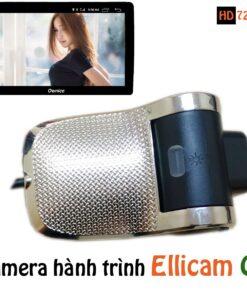 Camera hành trình ô tô HD giá rẻ Ellicam G1