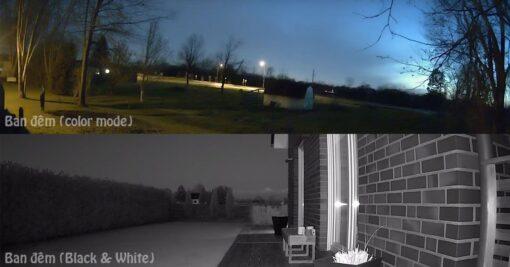 Camera nhìn đêm công nghệ Starlight Night Vision là gì?