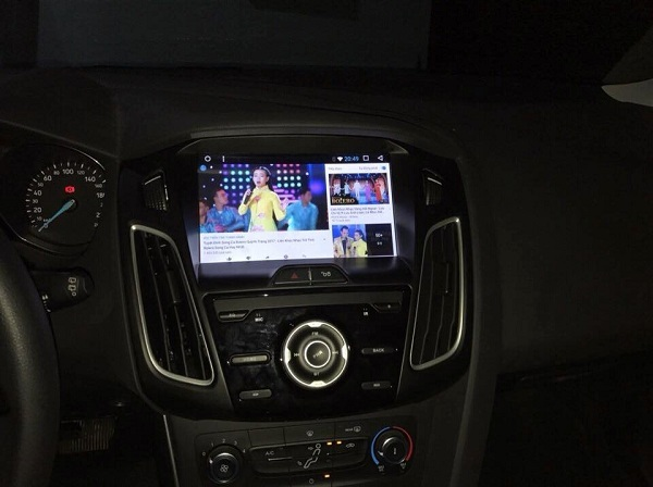 Khi sử dụng màn hình Android cho ô tô cần tuân thủ một số lưu ý nhằm đảm bảo sức khỏe