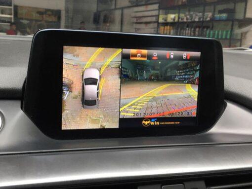 Camera 360 độ Owin 3D cho xe ô tô