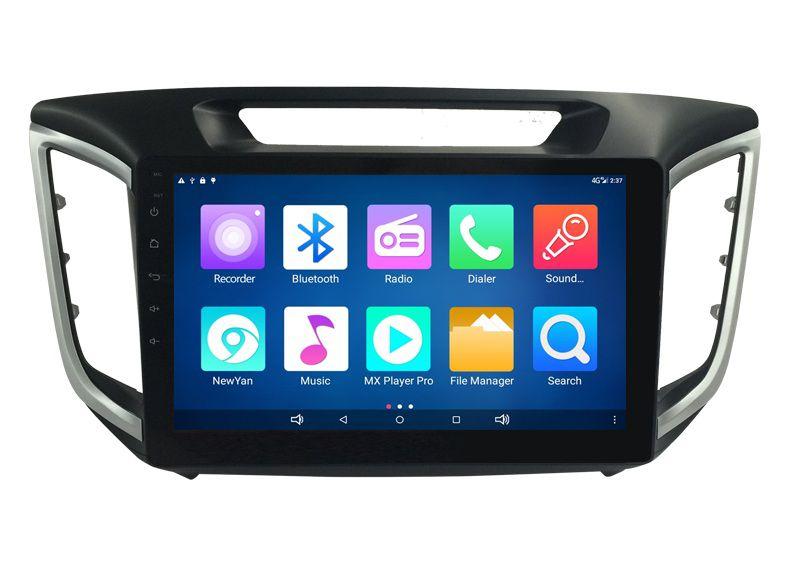 "Hyundai IX25 :: Màn 10inch"" :: Carpad 4 :: Android 5.0.1 :: NM7122"