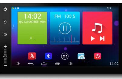 Đánh giá đầu android carpad III NR3001 trên xe Toyota (hình 2)