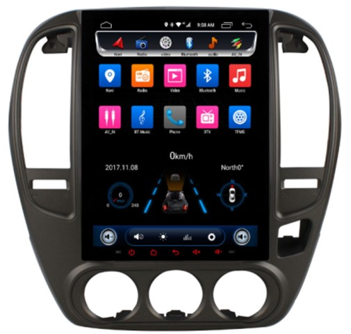 Đầu Ownice android C600 cho xe Nissan Sylphy 2006 2007 2008 2009