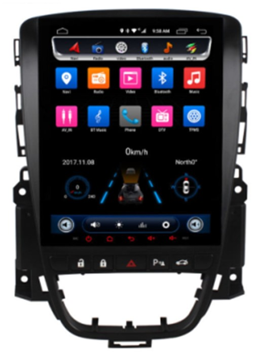 Đầu Ownice android C600 cho xe Buick Excelle GT/XT 2010 2011 2012 2013 2014