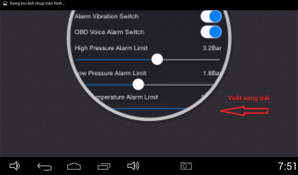 TN500 Bluetooth Internal Sensor TPMS Tire Pressure Monitor