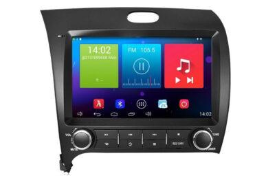 Trên tay đầu android Carpad III cho xe hơi