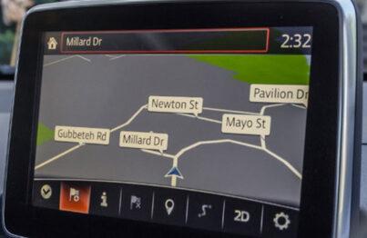 Hướng dẫn hack, cài đặt phần mềm và bản đồ cho xe Mazda