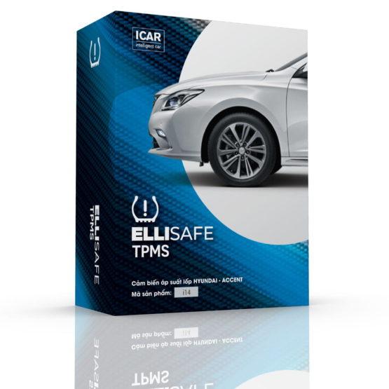 Cảm biến áp suất lốp i Serial i14 cho xe Hyundai Accent