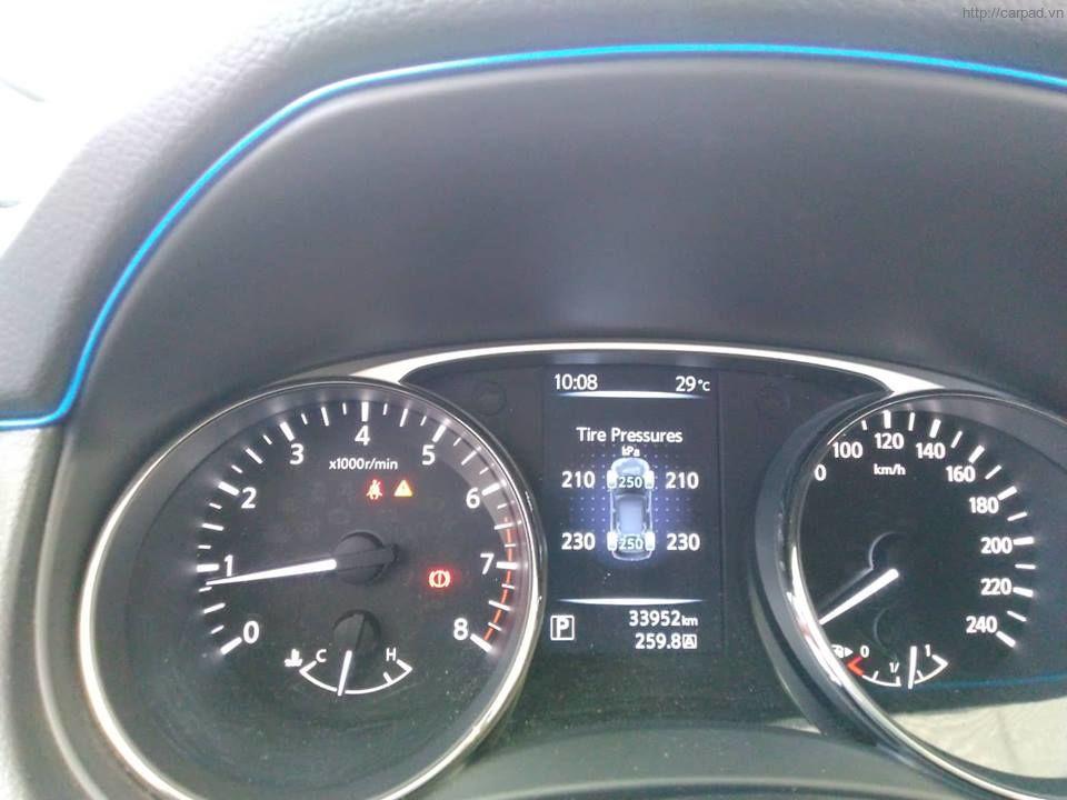 Cảm biến áp suất lốp theo xe Nissan KIA và Hyundai