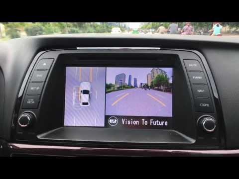 Tổng hợp Camera 360 cho ô tô