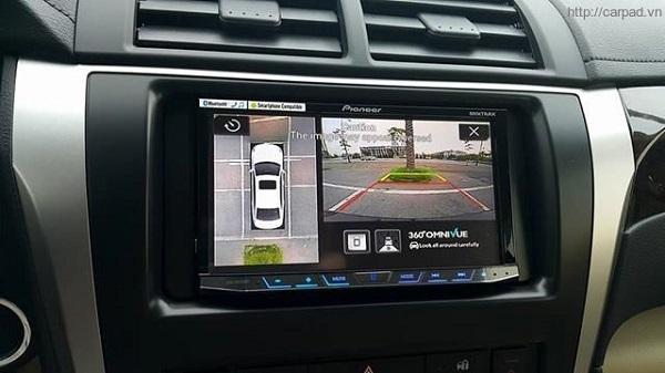 Hình ảnh hiển thị của Camera 360 cho ô tô giá rẻ có chất lượng cao