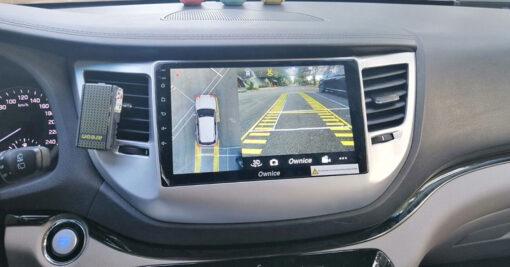 Lắp đặt Camera 360 độ cho ô tô giá rẻ