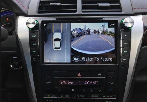 Camera 360 Oris cho xe Toyota Camry 2015 – 2017 :: CAM360-65
