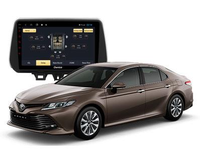 Đánh giá và hướng dẫn các vấn đề liên quan đầu Android trên xe Toyota