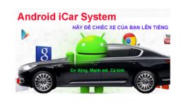 Đầu Android ô tô là gì?