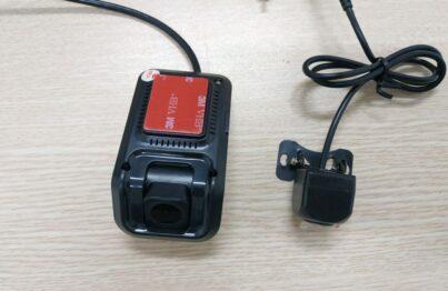 Camera hành trình G2 2CH - Ghi hình phía trước và sau xe