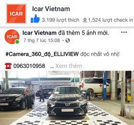 fanpage ICAR Việt Nam