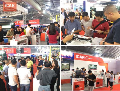 ICAR chính thức khởi động cùng Viet Nam Motow Show 2019