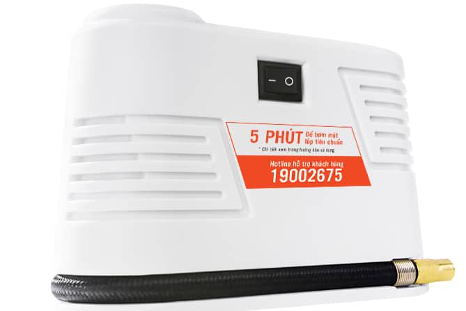Bơm điện mini cho ô tô iPress P28