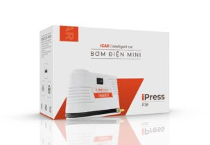 Bơm điện ô tô mini iPress P28
