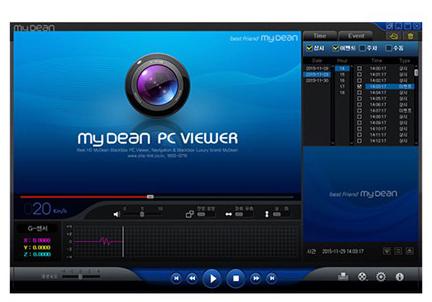 MyDean PC Viewer
