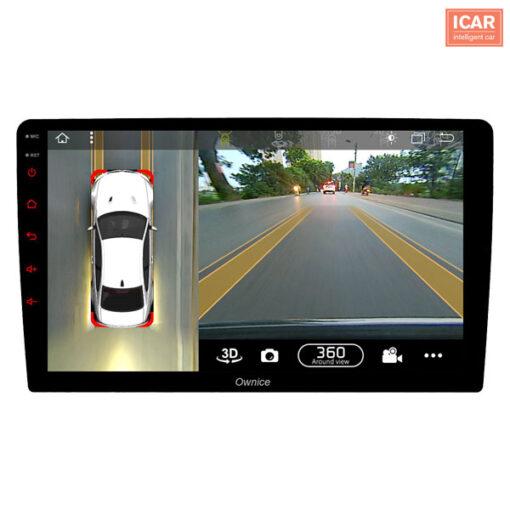 Đánh giá Đầu DVD Android Ownice C900 cho xe ô tô Mazda3 2019 tích hợp Camera 360 siêu nét