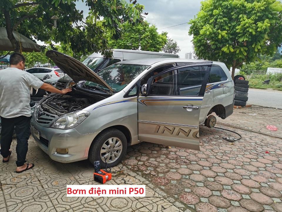 Bơm ô tô mini P50