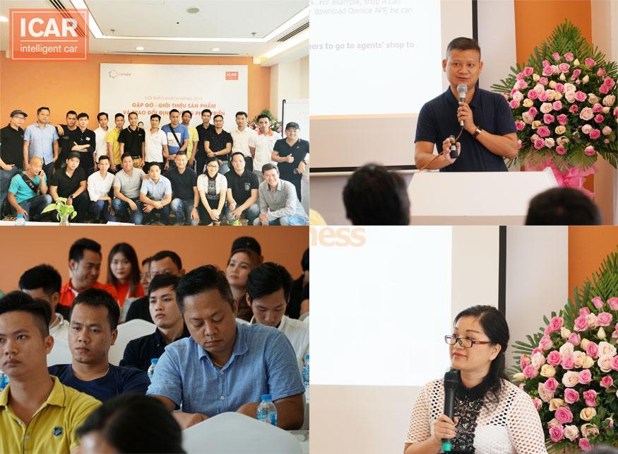 Những hình ảnh ấn tượng tại Hội thảo khách hàng 2019 của ICAR Việt Nam