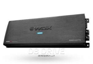 Âm ly WDX5K Class D 1 kênh