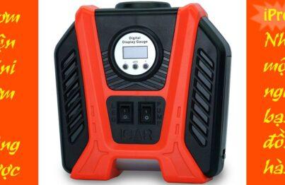 Tại sao cần bơm điện mini ô tô 12V?