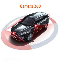 Camera 360 ô tô
