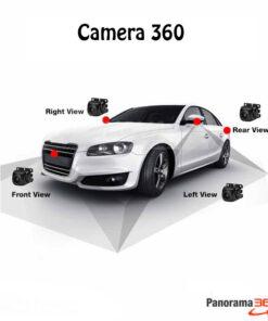 Cam 360 ô tô