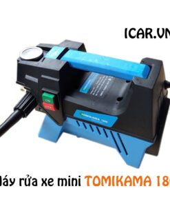 Máy rửa xe mini TOMIKAMA 1800 W