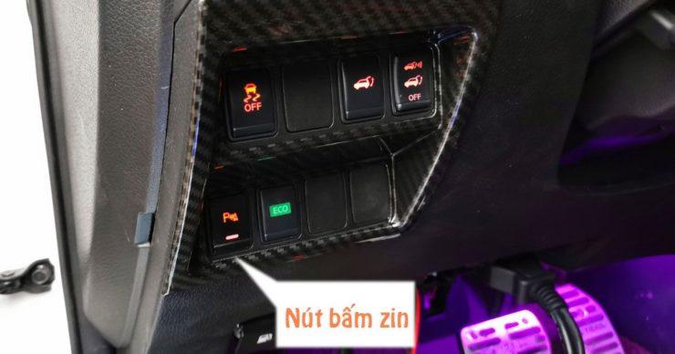 Nút bấm Zin nguyên bản cảm biến lùi E Serial