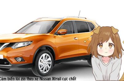Cảm biến lùi hỗ trợ đỗ xe tránh va chạm kiểu nguyên bản cho xe Nissan Xtrail