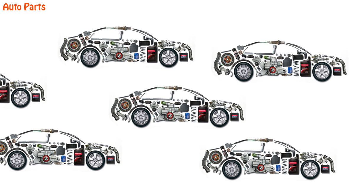 Khái niệm Auto Parts là gì?