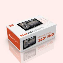 Camera hành trình 360 độ đẳng cấp Elliview V4