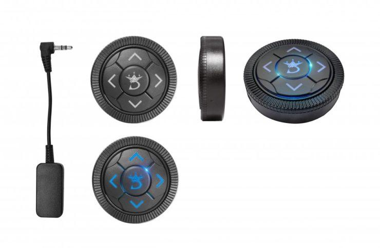 Nút bấm điều khiển Bluetooth camera