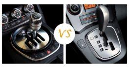 Nên lựa chọn mua xe số tự động hay số sàn?