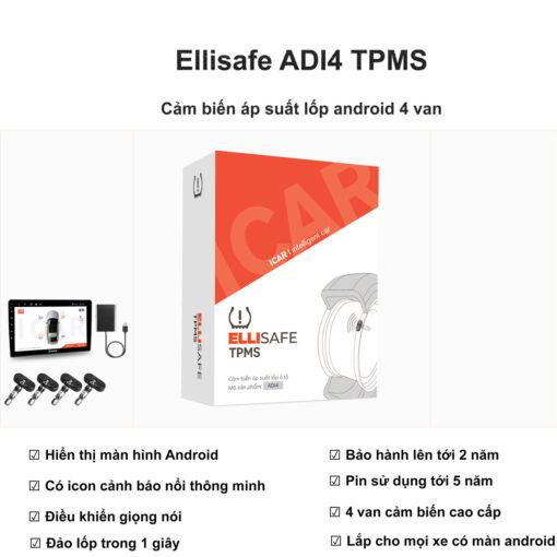 Cảm biến áp suất lốp android ADI4