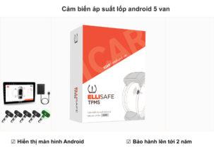 Cảm biến áp suất lốp android ADI5
