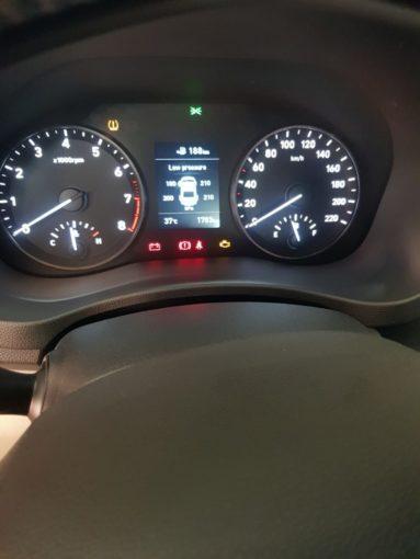 ELLISAFE i17 - Cảm biến áp suất lốp theo xe Hyundai Accent 2019