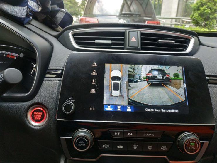 NCN Auto 28 cầu diễn lắp camera hành trình 360 cho xe Honda CR-V 2020