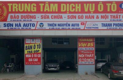 NCN Auto 28 Cầu Diễn - Bắc Từ Liêm - Hà Nội